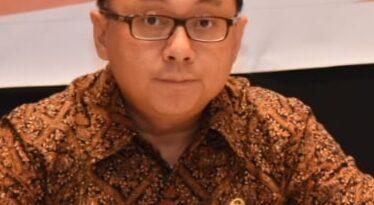 Marwan Cik Asan, Anggota Komisi XI DPR RI dalam acara sosialisasi empat pilar di Lampung